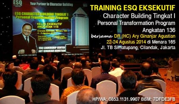 Training-ESQ-Eksekutif-Agustus-2014